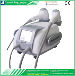 Esthetic Medical Beauty Industry Equipment Lost Hair Therapy Easy Use Shr Laser