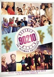 Beverly Hills 90210 The Complete Series Dvd,2010 Pard59215000d