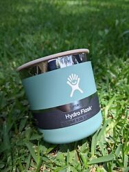 Limited Edition Hydro Flask Double Wall Vacuum Insulation 10oz Wintergreen Mint
