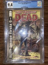 Image Firsts The Walking Dead 1 Cgc 9.4 11/15