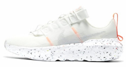 New Nike Crater Impact Women Sneaker Shoes Street Fashion Casual White Tint 5-12