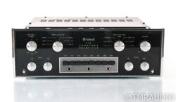 Mcintosh C28 Vintage Stereo Preamplifier C-28 Mm Phono 1/0