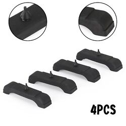 4pcs Rubber Radiator Mounting Cushions Support Pads Fit Gm Chevrolet A3
