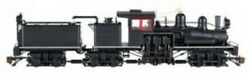 Bachmann 82699 Unlettered 55t Shay Steam Locomotive And Tender W/dcc Ex/box