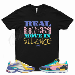 Black Real T Shirt For Aka Boku Future Rider Rs-connect Solar Teal Pink