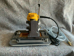 Collins Saddle Milll - Saddle Slotting Router And Jig