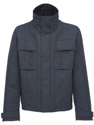 Dior Homme Grey Bomber Jacket New Ss21