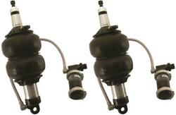 Ridetech 1955-1957 Chevy Front Tq Shockwaves For Stock Arms/ Strongarms 11013011