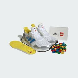 Adidas Ultraboost Dna X Lego® Plates Shoes Us Size 10.5 Men's Free Ship