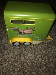 Breyer Tradititional Series Two-horse Trailer Toy
