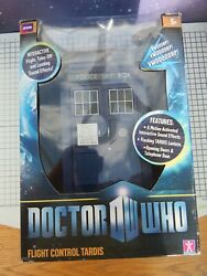 Doctor Who Figure 11th Doctor Flight Control Tardis 9 Inch Light And Sound