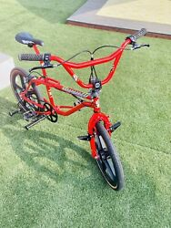 1991 Gt Performer Old School Bmx Bike W Gt Tires And Skyway Mags