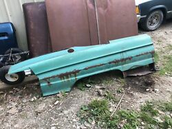 1961 61 Olds Oldsmobile Dynamic 88 98 Rough Right Ps Side Rear Quarter Panel 1/4