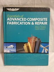 Signed Essentials Of Advanced Composite Fabrication And Repair 978-1-56027-752-1