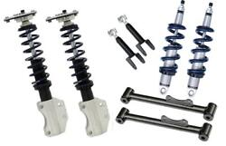 Ridetech Hq Series Coilovers 79-89 Ford Mustang Sn-95 Spindle 1994-2004 12120211