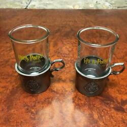 Harry Potter The Chamber Of Secrets Poly Juice Tumbler Glass 2 Set