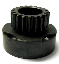 Jtms920 1/10 1/8 Scale Steel Vented Clutch Housing Bell Gear 20 Teeth Tooth 20t