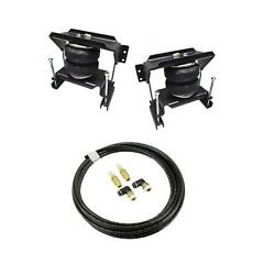 Ridetech Leveltow For 2017-2020 F350 4wd Dual Rear Wheel And F450 2wd 4wd 81224025