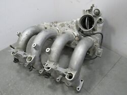 86-87 Mercedes-benz Cosworth 190e 2.3l-16 Intake Manifold And Throttle Body 1395