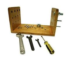 - 61676 Hand Tool Dexterity Test, Educational Fine Motor Skill Game For