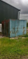 Large Steel Tank 27000 Litres 12and039 X 10and039 X 8and039-4 High