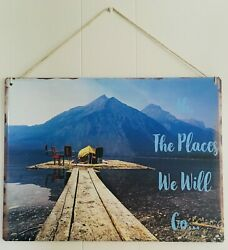 Tin Signs For Home Décor And Gifts. New Signs With Unique Quotes For Your Home.