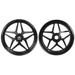 Mos Forged Aluminum Alloy Wheels For Ducati Panigale V4 2018 And Above Versions