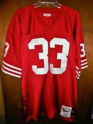 Authentic Mitchell And Ness Jersey 48 Xl Roger Craig 1989 San Francisco 49ers Nwot