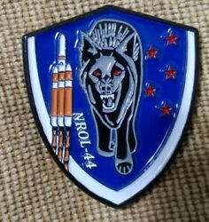 Ula Nrol-44 Delta Iv Heavy Mission Space Force Challenge Coin