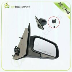 Rh Side Mirror Fits For 1997 Ford Crown Victoria Primed Manual Power