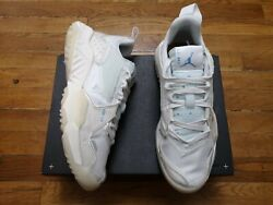 🔥size 8 - Jordan Delta Sp Sail Cw0782-141 ✅in Hand - Shipped Fast