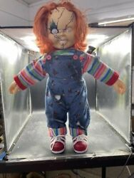 Vintage 25 Horror Bride Of Chucky Childs Play Good Guy Plush Doll With Tags