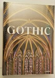 Gothic Visual Art Of The Middle Ages 1140-1500 Bednorz Achim Hardcover Collec