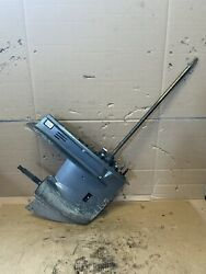 Yamaha 40/50 Hp Lower Unit/gearcase 2001 Andlater 2-stroke Outboard 20