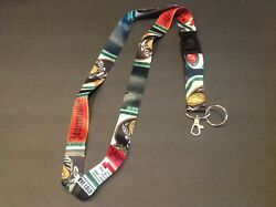 Jagermeister Lanyard With Detachable Keychain