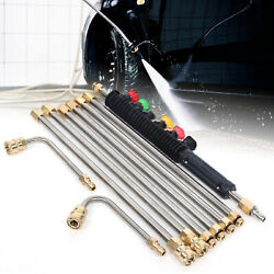 Gutter Cleaning Tool Pressure Washer Extension Wand Gutter Cleaner Heavy Duty Us