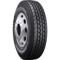 4 New Firestone Fd692 295/75r22.5 Load G 14 Ply Drive Commercial Tires