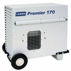 L.b. White Ts170bspn22168t Ductable Tent Portable Gas Heater Propane Natural