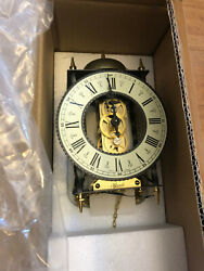 Hermle HE 70503 Skeleton Wall Modern clock with 8 day running time