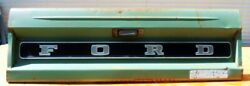 Vintage 1971 Ford Pickuptruck Tailgate Fits F100 F250 1967 - 1972 Tail Gate