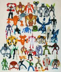 Ben 10 Action Figures Multi- Listing Of Large Figures
