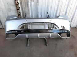 Mercedes 217 S550 Coupe Rear Bumper Cover Amg Sport 2178850525