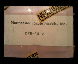 Vintage Northeastern Scale Models Wood Panels - Wainscot / Wainscoting Nos