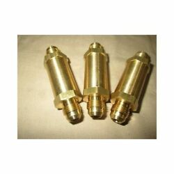Enderle 6001 Automotive Idle Check Valve Brass - Male-male - Sold Singly
