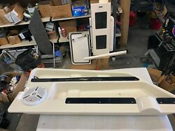 Grady White 300 Marlin Starboard Side Panel Insert , Removed From 2004 Grady. Us