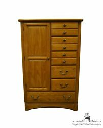 Bassett Furniture Country French 36 Master Chest / Armoire 2050-253 - 47 Ash...