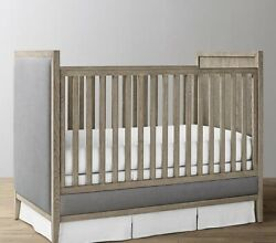 Jeune French Contemporary Panel Crib From Restoration Hardware Baby And Child