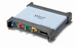 Pico 5444d Mso - 200 Mhz 4-channel Mixed-signal Oscilloscope