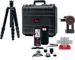 Leica Disto S910 P2p - Laser Distance Meter Package Catalog Number 887900
