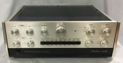 Accuphase C-200s Preamplifier Used 1977 Japan Audio/music
